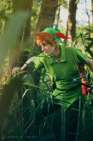 Peter Pan - On The Hunt by Semashke