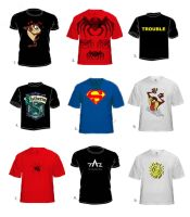 Designer T-shirts part 1 by NitroFieja