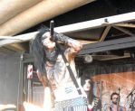 Andy Biersack - Warped 2011. by TheDrugChild
