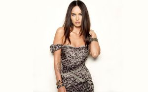 Megan Fox o0o by k-u-Z-m-a