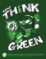 The Green Lantern Ninja by supermanisback