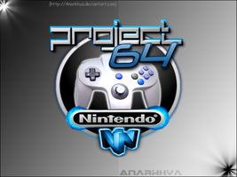 Project 64 for N64 emulator by Anarkhya