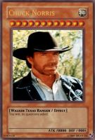 Chuck Norris by Fly-Guy