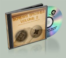 Screws Brushes Vol 2 by OIlusionista-brushes