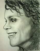 Ville Valo -smile- by Yuko666