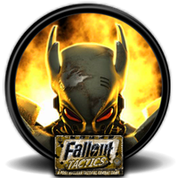 Fallout: Tactics - Icon by Blagoicons