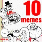 PACK 10 memes PNG by fershh01