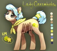 Lady-Carambola Adopt auction!! by Pessadie