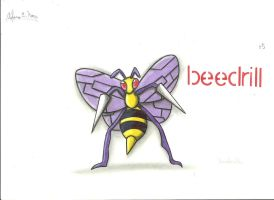 Beedrill by stefano-roca