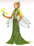 The Fairy King by SilverRacoon
