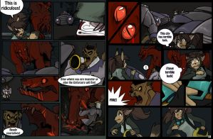 CONTINUED Page 17 and 18 by Aspendragon
