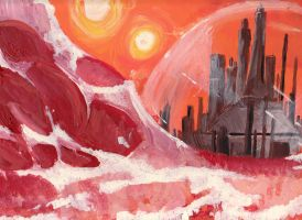 Gallifrey by Jadedroseseal