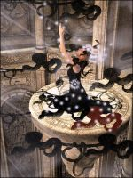 Medusa in her Temple... by Villenueve