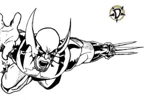 Wolverine by Doarted