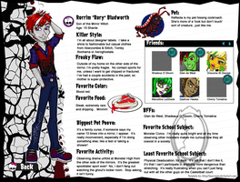 Rorrim Rory Bludworth bio sheet 2 by BabyDollLJ
