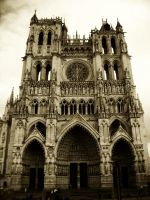 Cathedral of amiens by pepit0che