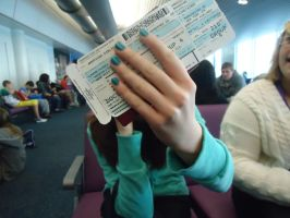 America Boarding Pass by ConsultingSorcerer