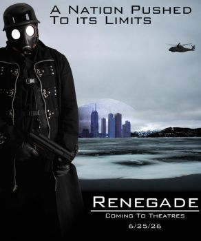 Renegade: Movie Poster by drhazmat