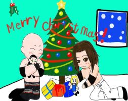 Ours at Christmas time by sweety9547