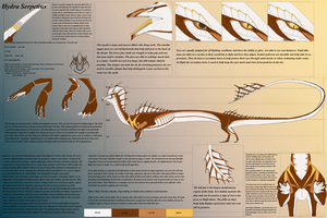 Hydra Reference Sheet V.3 by AshasCadence