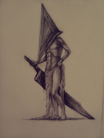 pyramid head by Toogrro