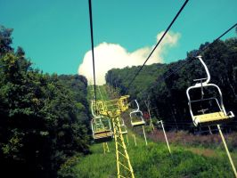 Chairlift by Xicycoldlovex