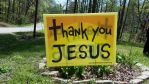 Thank You Jesus by OddGarfield