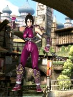 Taki Soul Calibur Lost Swords by KammyMods
