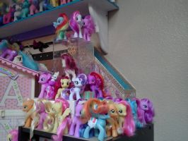 My Little Pony Collection Pic #3 G4 FIM by Amyatpebble