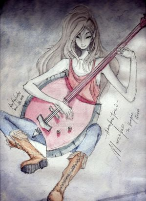 AT: Marceline by RenFenRen