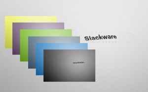Slackware Wallpack 7 Color by zealkane