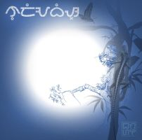 Nujabes Departure - Baybayin by cyphaflip