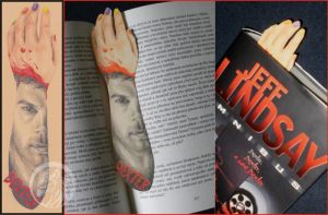 Bookmark: Dexter by Illumielle