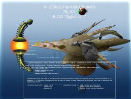 "B-1A2 ""Digitalius II"" by Wes2299"
