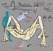 Pliecilus Species Info by sugar-hype99