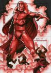 Marvel: 2012 Greatest Heroes Sketch Cards 01 by RichardCox