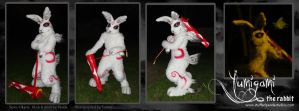 Yumigami from Okami - fullsuit by stuffedpanda-cosplay