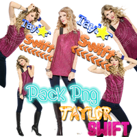 Taylor Swift Pack Png by canderusso