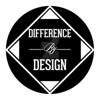 Difference By Design Blog Logo by HarmoniousDesigns