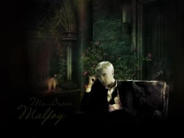 Mr. Draco Malfoy by alishenciya-o