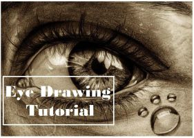 .Eye Drawing Tutorial by IsaiahStephens