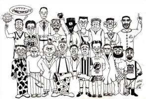 my old high school class by theozy
