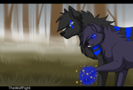Father and Son by TheWolfFight