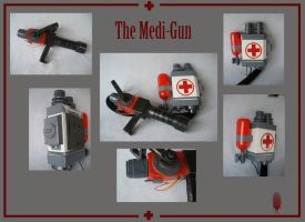 Medic gun by MaEmon-knows