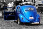 1957 Volkswagen Beetle by E-Davila-Photography