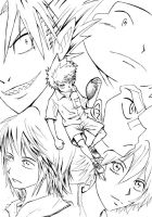 Eyeshield 21 by F-one-R
