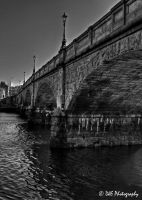 Bridge of Dee Mono by davidjearly