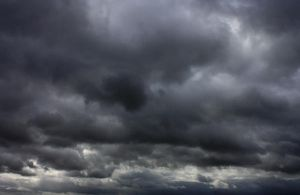 More Dark Clouds by GRANNYSATTICSTOCK