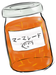 Marmalade by pizzamanispizza