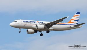 Airbus A320-214 OK-HCB by Thunderbolt120